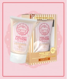 Wink Body Lotion - Natural Beige