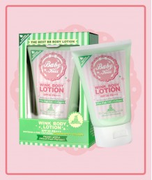Wink Body Lotion - Fresh Apple
