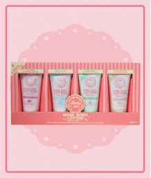 Mini Wink Body Lotion 4 in 1 Pack
