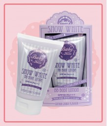 Snow White BB Body Lotion - Cotton Candy